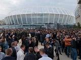 На главный стадион Евро приходим по-европейски?