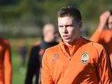 Николай Матвиенко: «После регулярной игры за «Ворсклу», тяжело сидеть в «Шахтере» на скамейке»