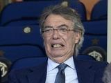 Моратти: «Итальянские судьи симпатизируют «Ювентусу»