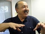 Валерий ГАЗЗАЕВ: «В киевском «Динамо» удалось провести очень плодотворную работу»