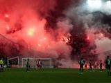 Фанаты «Панатинаикоса» сожгли стадион в Афинах