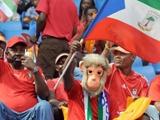 Гостей Кубка Африки встретили летучие мыши и слезоточивый газ
