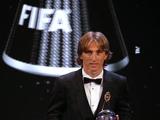 Модрич: «Эта награда принадлежит не только мне, но и моим коллегам по «Реалу» и сборной Хорватии»