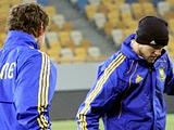 ФОТОрепортаж: тренировка сборной Украины на «Арене Львов» (32 фото)