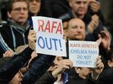 Болельщики «Челси» продолжат освистывать Бенитеса