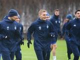 Вида, Пиварич, Корзун и Кендзера присоединятся к «Динамо» в среду