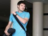 Тарас МИХАЛИК: «Когда собирал вещи в комнате, на базе… как-то взгрустнулось»