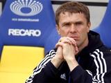 Сергей РЕБРОВ: «К «Валенсии» отнесемся серьезнее, чем к «Генку»