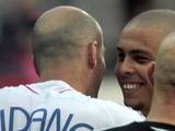 Зидан и Роналдо проведут в декабре юбилейный «Матч против бедности»