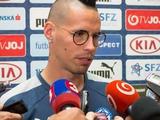 Рихард Гамшик: «Марек отработает контракт с «Наполи»
