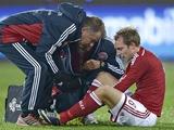 «Тоттенхэм» получит от ФИФА более миллиона евро за травму Эриксена