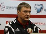 Александр ХАЦКЕВИЧ: «Никак не мог подумать, что придется противостоять Украине»