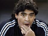 Диего Марадона: «Наш матч с Германией не смотрел и смотреть не буду»