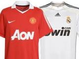 «Манчестер Юнайтед» и «Реал» лидируют по продажам футболок