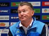 «Динамо» — «Днепр» — 1:1. Послематчевая пресс-конференция