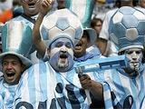 70 тыс. билетов на матчи сборной Аргентины раскупили за один час