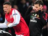 «Арсенал» — «Милан» — 3:0. После матча. Аллегри: «Стресс и потерянные килограммы»