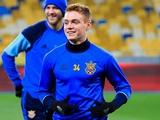 Виктор ЦЫГАНКОВ: «В сборную Украины хочется постоянно возвращаться»