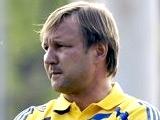 Калитвинцев назначен исполняющим обязанности главного тренера сборной Украины