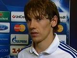 Денис Гармаш: «Пока счет был 0:0, играли нормально»
