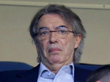 Моратти: «Сейчас рано говорить о борьбе «Интера» за чемпионство»