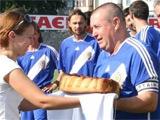 Команда ветеранов киевского «Динамо» завершила сезон-2010