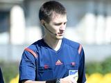 Украинские арбитры получили назначения на матч Лиги Европы УЕФА