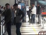 Лунин отправился в расположение молодежной сборной Украины (ФОТО)