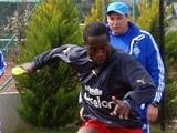 На просмотр в «Динамо-2» прибыл форвард из Ганы