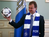 Мэр Киева встретился с представителями Фан-клуба «Динамо»