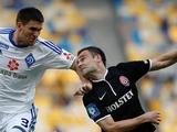 «Динамо» завершило чемпионат Украины победой над «Зарей» (ВИДЕО)