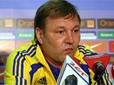 Польша — Украина — 1:1. Послематчевая пресс-конференция