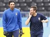 Буффон: «Кассано еще сыграет на Евро-2012»