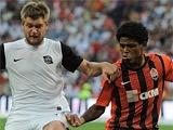 «Шахтер» — «Кривбасс» — 1:0. После матча. Луческу: «Одна лишь радость — три очка»