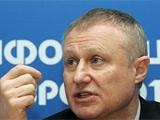 Суркис ответил Денисову