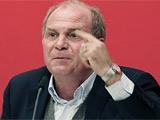 Ули Хёнесс: «Блаттер может не доработать до конца срока»