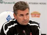 Анатолий Чанцев: «В некоторых отрезках игры «Динамо» превосходило «Шахтер»