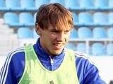 Денис ГАРМАШ: «Буду делать то, что умею, тренироваться и играть, как обычно»
