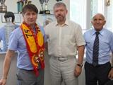 Анатолий Заяев: «С Ковальцом команда будет такой, какую хотят видеть болельщики»