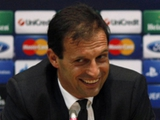 Массимилиано Аллегри: «Трудно побеждать, пропуская по два мяча за матч»