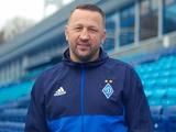 Ромео Вендлер: «В академии «Динамо» есть игроки, которые обращают на себя внимание»