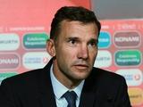 Исландия — Украина — 2:0. Послематчевая пресс-конференция Андрея Шевченко
