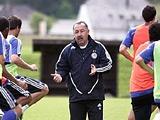 «Динамо» тренируется в усеченном составе