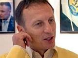"""Шандор ВАРГА: """"Шовковский не хочет уходить из """"Динамо"""""""