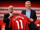 Клинсманн представлен в качестве тренера сборной США