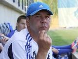 Сергей БЕЖЕНАР: «Динамо» победит «Актобе» с разницей в два, а то и в три мяча»