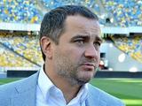 Андрей Павелко переизбран на пост президента ФФУ еще на пять лет. Единогласно