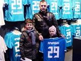 «Зенит» начал продажу футболок Аршавина