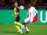 Ярмоленко сыграл полный матч против «Реала» в Лиге чемпионов