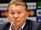 Олег БЛОХИН: «В меру своих возможностей мы провели не самый плохой матч»